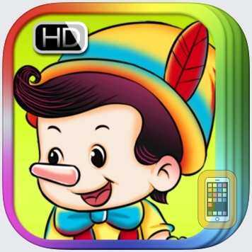 iBigToy-Pinocchio's Daring Journey HD Lite by iBigToy (Universal)