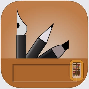 Drawing Box by Etienne Nguyen Tan Hon (iPad)
