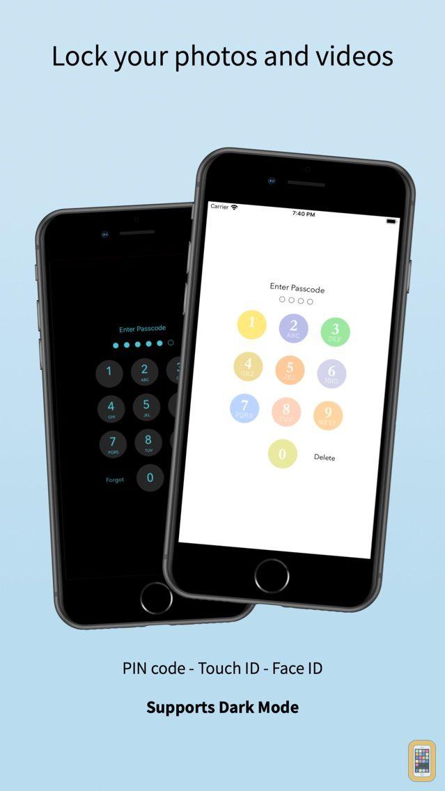 Screenshot - Photo Album Privacy Manager