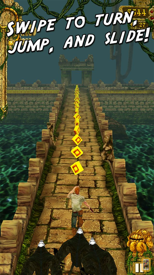 Screenshot - Temple Run