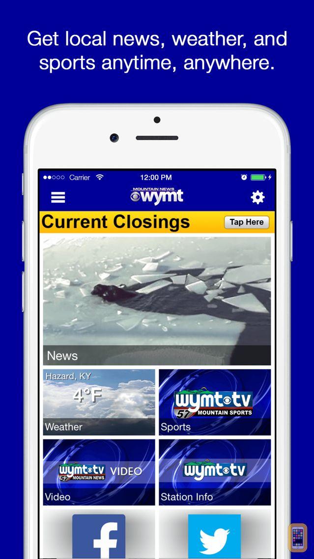 Screenshot - WYMT News