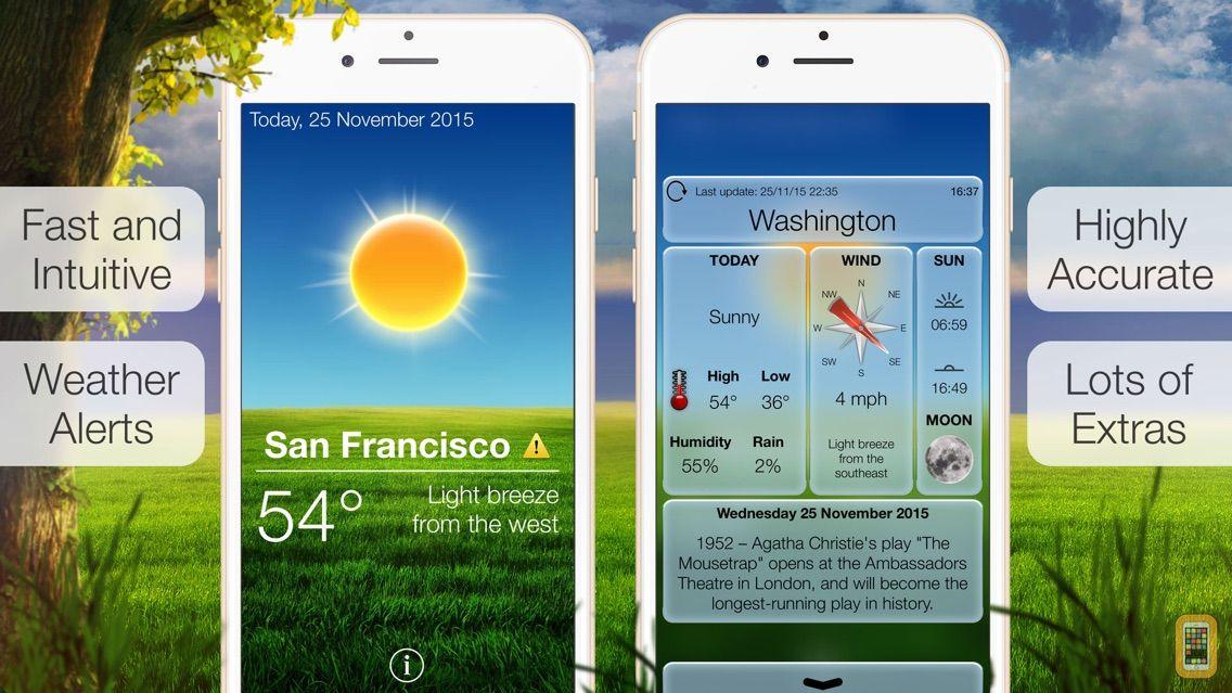 Screenshot - Beautiful Weather & Alerts