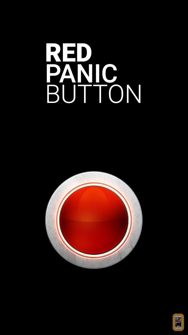 Screenshot - Red Panic Button