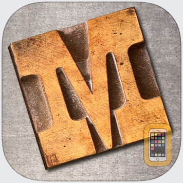 LetterMpress by Bonadies Creative Inc. (iPad)
