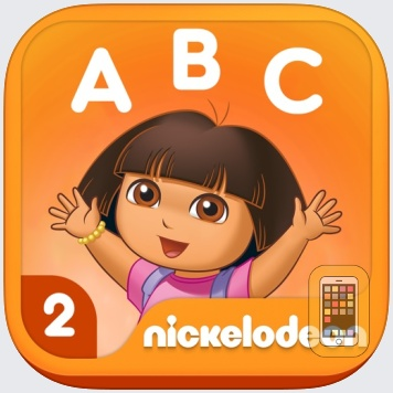 Dora ABCs Vol 2:  Rhyming by Nickelodeon (iPhone)
