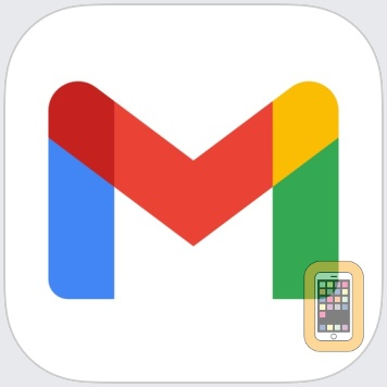 Gmail - email by Google: secure, fast & organized by Google, Inc. (Universal)