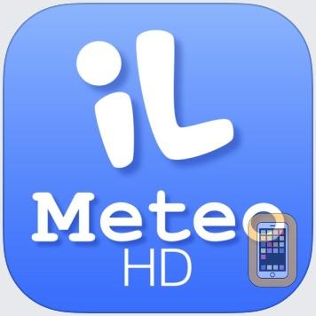 Meteo HD Plus - by iLMeteo.i by ILMETEO srl (iPad)