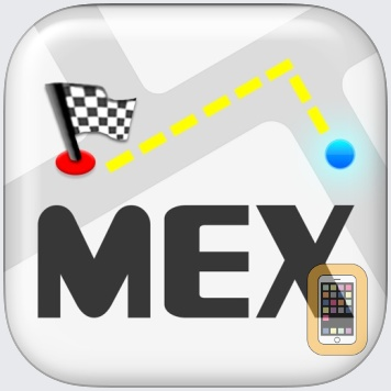 Mexico Map by CITY APP (Universal)