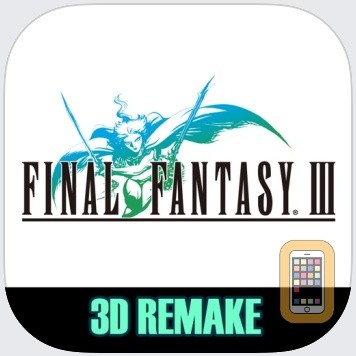 FINAL FANTASY III by SQUARE ENIX (iPhone)