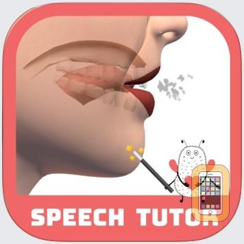 Speech Tutor by Synapse Apps, LLC (Universal)