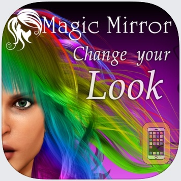 Hairstyle Magic Mirror by Touch Multimedia (iPhone)