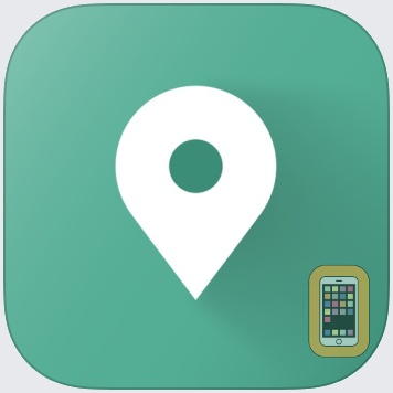 Pin Drop - Custom maps and location bookmarking by Caffeinehit Ltd (iPhone)