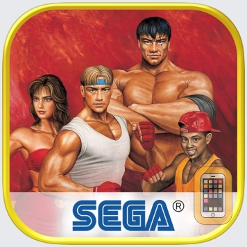 Streets of Rage 2 Classic by SEGA (Universal)
