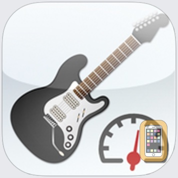 Epic Chromatic Tuner by Guitar Jamz Inc (iPhone)