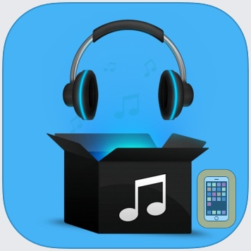 Songbox Player for Dropbox by INDI Apps LLC (iPhone)