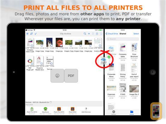Screenshot - PrintCentral Pro
