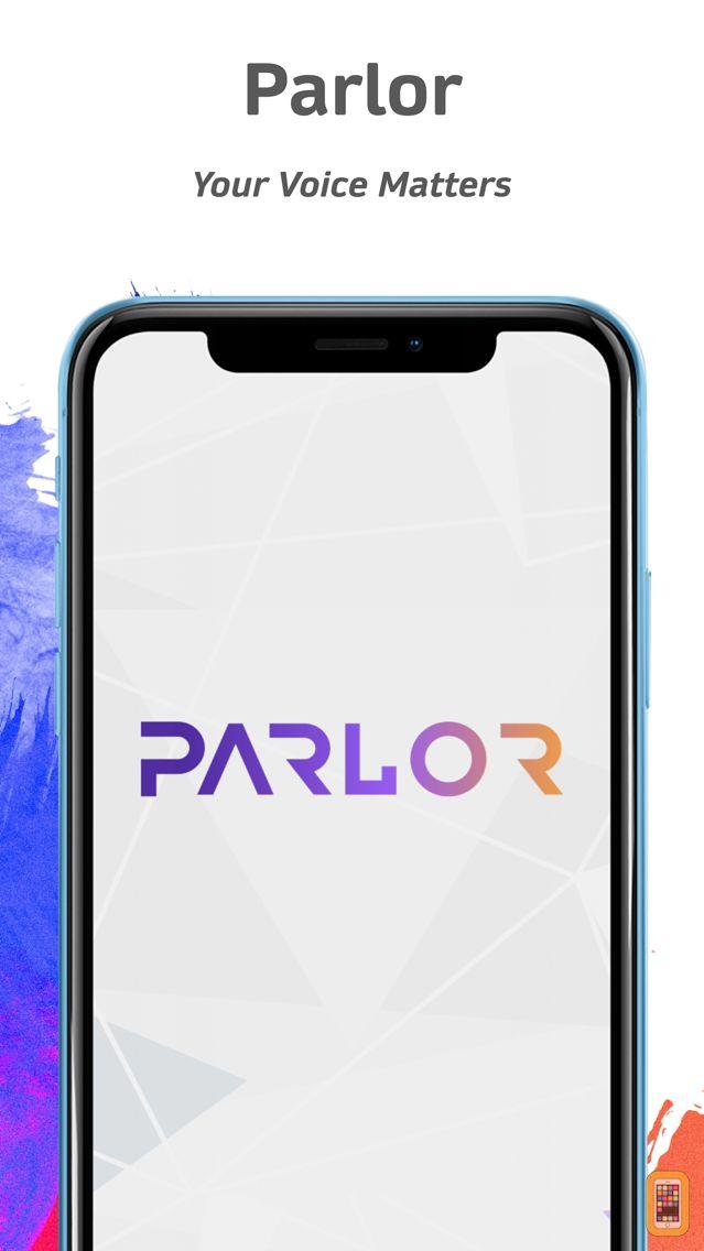 Screenshot - Parlor: The Social Talking App