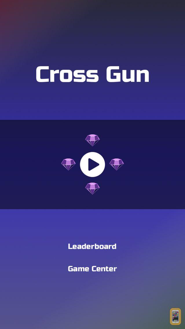 Screenshot - Cross Shooter