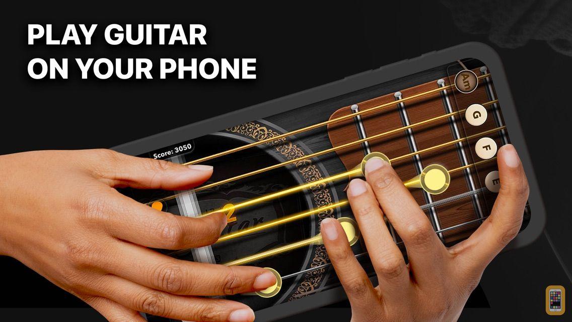 Screenshot - Guitar - Chords, Tabs & Games