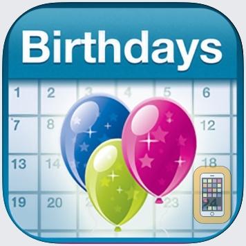 Birthday Reminder Pro+ by FunPokes Inc. (Universal)
