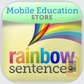 Rainbow Sentences by Mobile Education Store LLC (iPad)