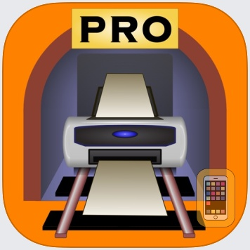 PrintCentral Pro for iPhone by EuroSmartz Ltd (iPhone)