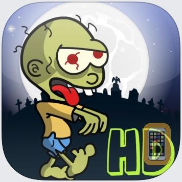 Granny vs Zombies HD by Juan Casanueva (iPad)