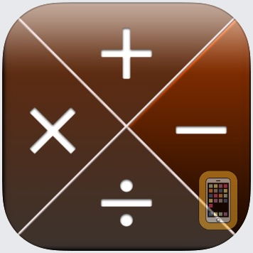Calculator X Free - Advanced Scientific Calculator with Formula Display & Notable Tape by Xuehui Wu (Universal)
