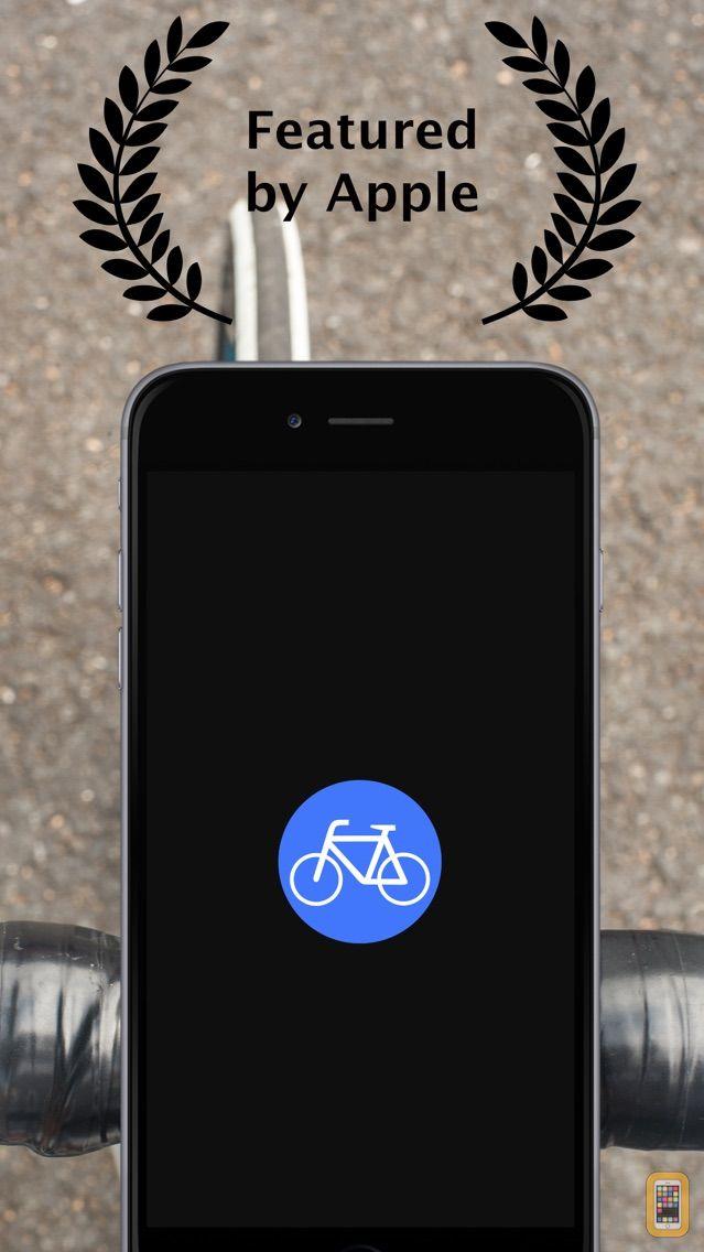 Screenshot - CycleMaps