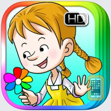 Seven Colored Flower Bedtime Fairy Tale iBigToy by iBigToy inc. (Universal)
