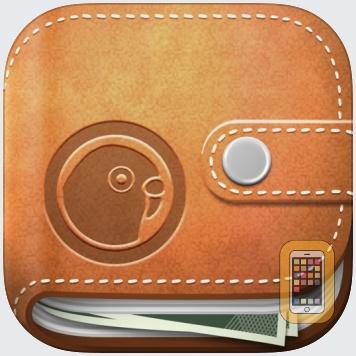 Spending Log Pro by MoneyBudgie (iPhone)