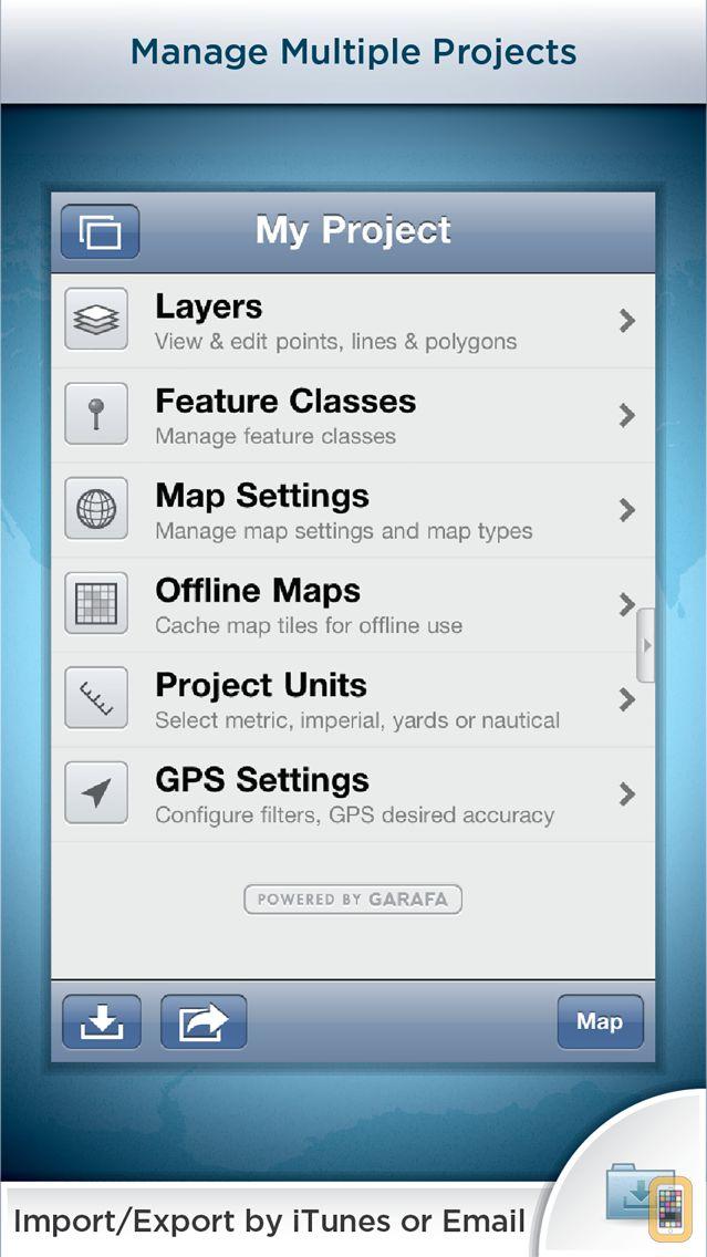 Screenshot - GIS Kit