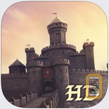 Avadon: The Black Fortress HD by Spiderweb Software (iPad)