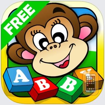 ABBY MONKEY 7+2 First Words Preschool Free by CFC s.r.o. (Universal)