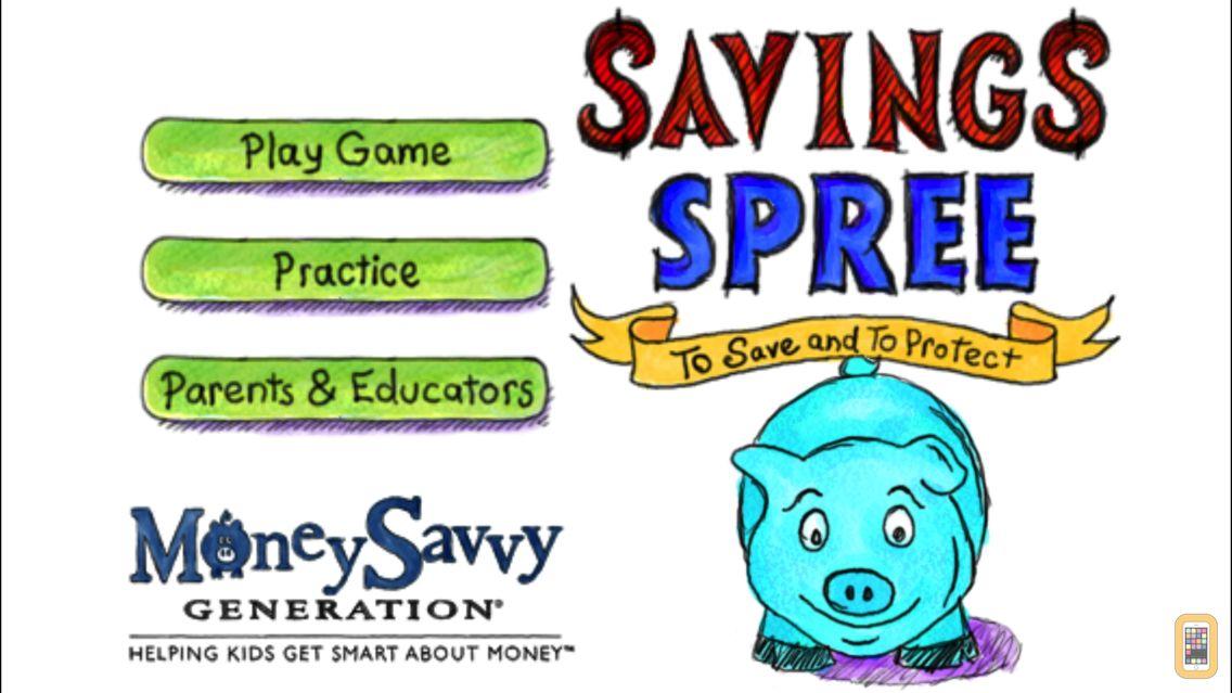Screenshot - Savings Spree