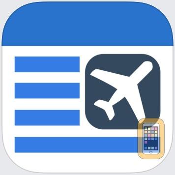 Boarding Pass - Flight Checkin by Till Henrik Jonathan Hillebrand (Universal)