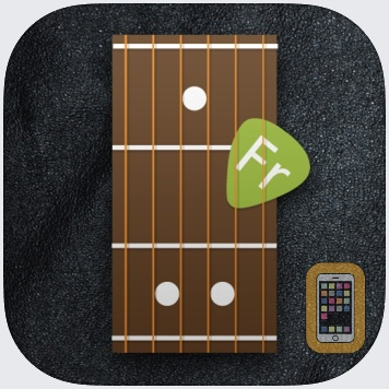 Fretter - Chordfinder by Umito (iPhone)