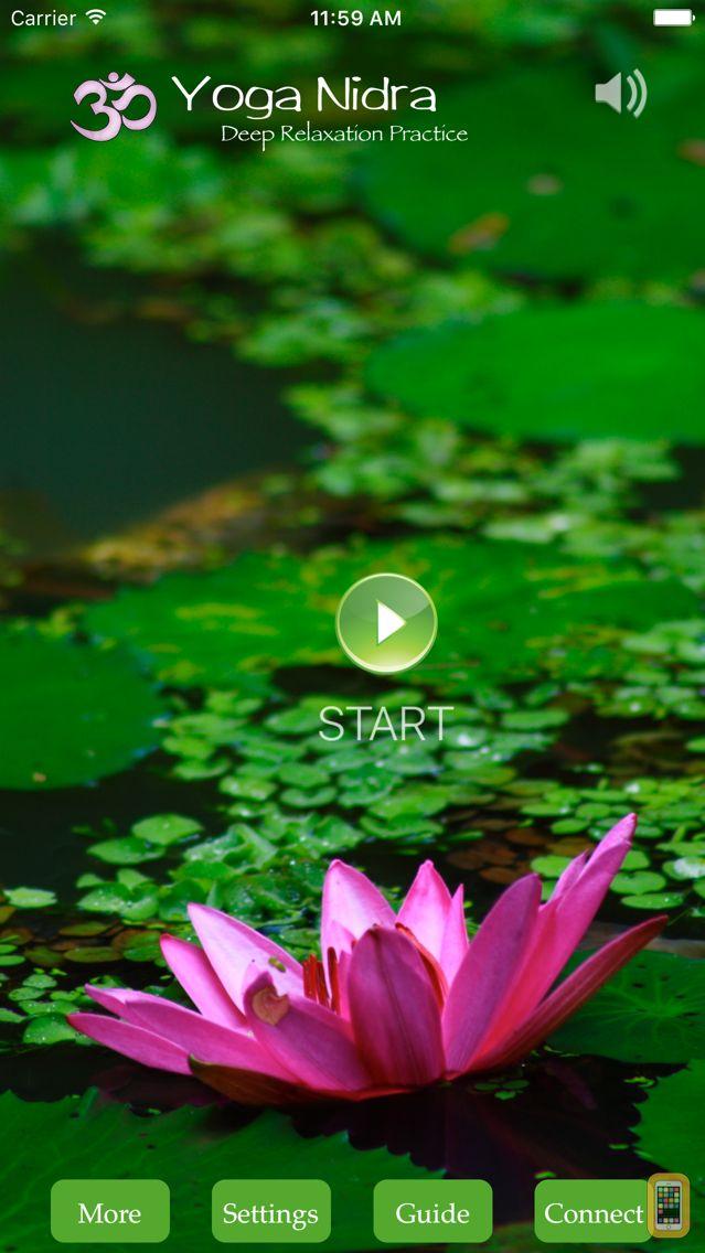 Screenshot - Yoga Nidra - Deep Relaxation Practice