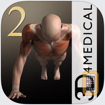 iMuscle 2 by 3D4Medical.com, LLC (iPad)
