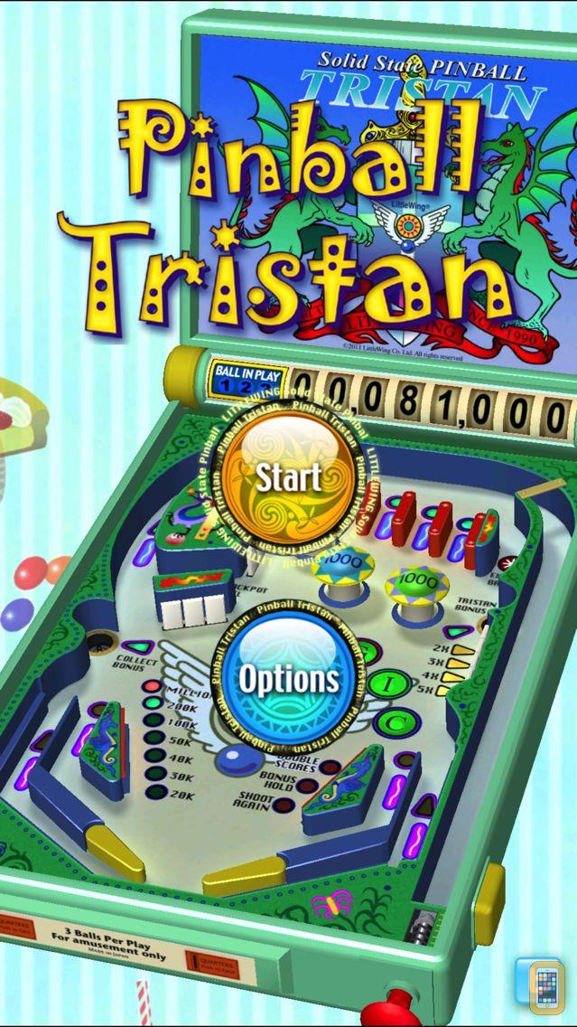 Screenshot - Pinball Tristan