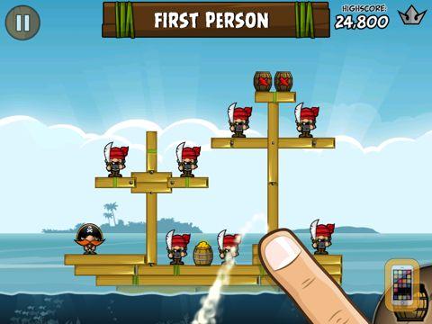 Screenshot - Siege Hero HD