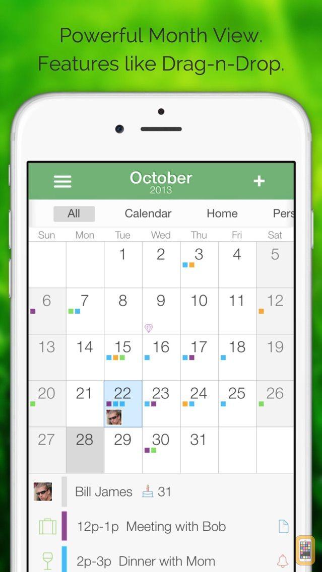 Screenshot - Extreme Calendar