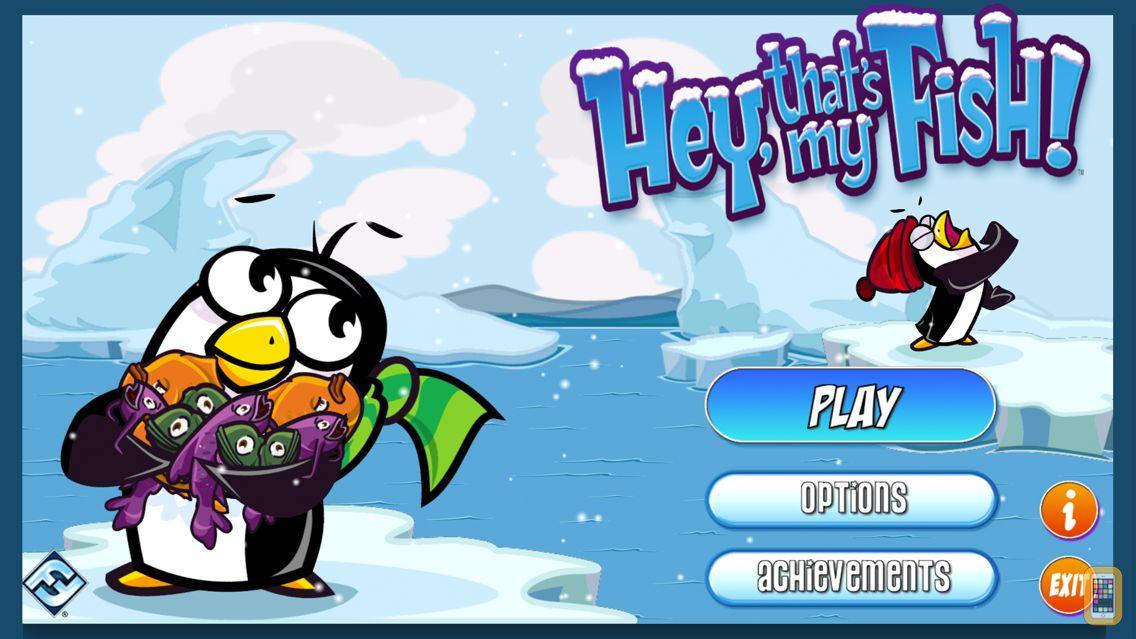 Screenshot - Hey, That's My Fish! HD