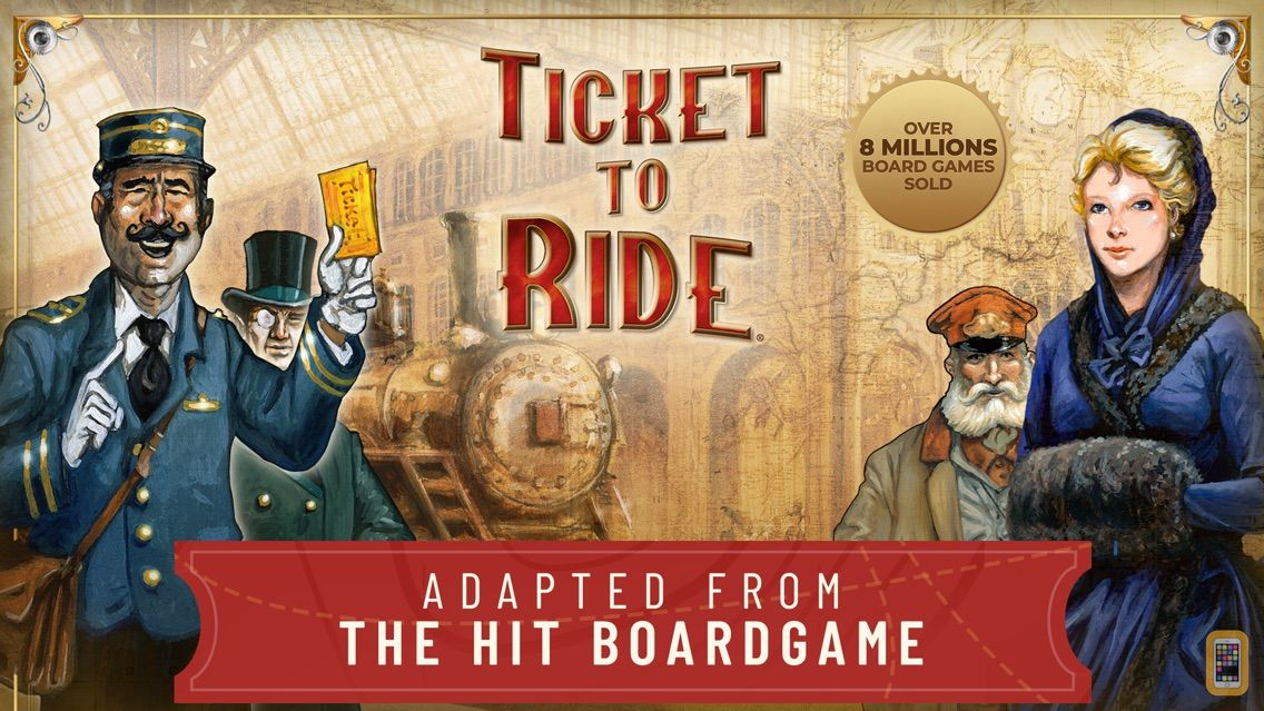 Screenshot - Ticket to Ride