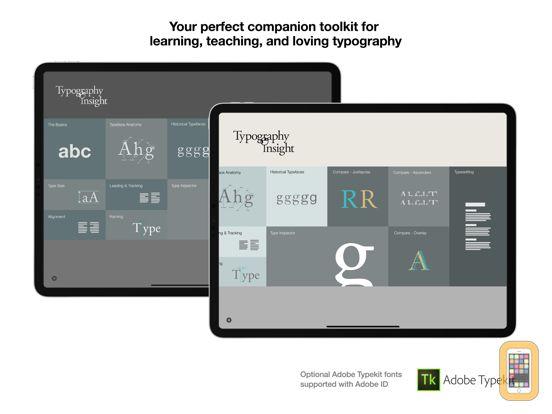 Screenshot - Typography Insight
