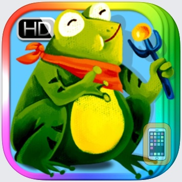 The Frog Prince - Bedtime Fairy Tale iBigToy by iBigToy inc. (Universal)