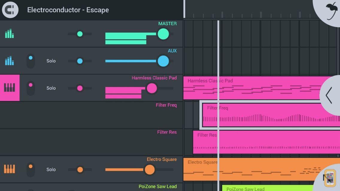 Screenshot - FL Studio Mobile