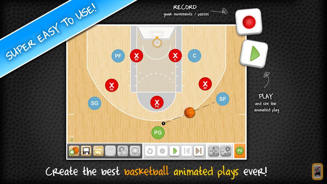 Screenshot - Head Coach Basketball