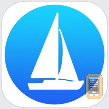i Sail GPS : NOAA USA Charts by James Associates Inc. (Universal)