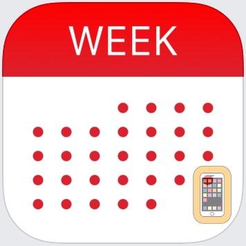 WeekCal iPad by WeekCal B.V. (iPad)